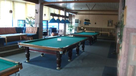 Billiard Hall Sim Sim