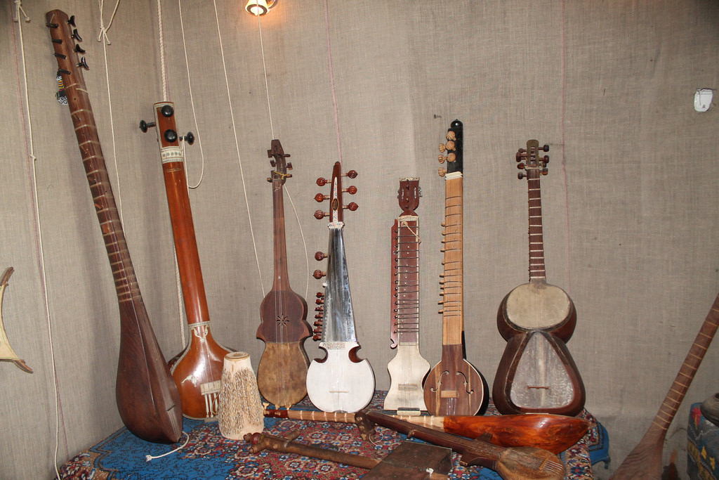 Gurminj Museum Of Musical Instruments