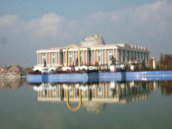 National-Museum-Of-Tajikistan